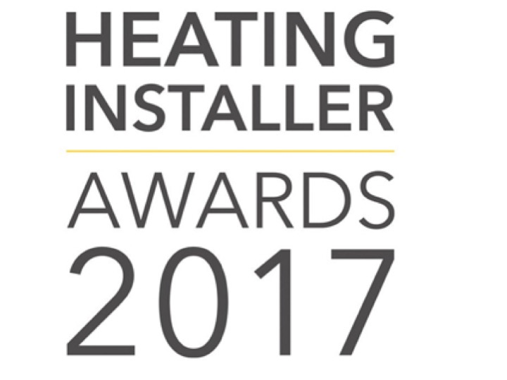 Second place, runner up in the south east, Heating Installer Awards 2017, Essential Heating, Sam Heathcote